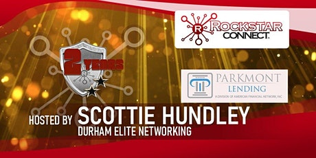 Free Durham Elite Rockstar Connect Networking Event (March, Durham NC) tickets