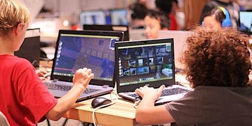 Maker Bean Passover Kids Tech Camps