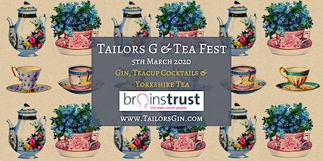 G & Tea Fest 2020 tickets