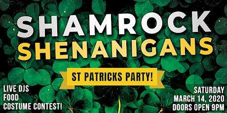 Shamrock Shenanigans - St Patrick Day Party! tickets