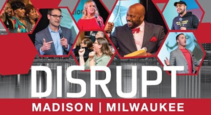Disrupt Madison 5.0 tickets