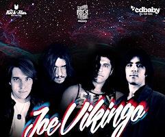 Joe Vikingo en Indie Rock-Fest - Cuernavaca