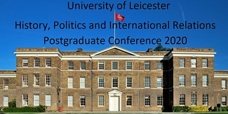 University of Leicester HyPIR Postgraduate Conference 2020 tickets