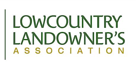 Lowcountry Landowner Association Spring Meeting tickets