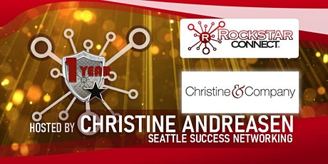 Free Seattle Success Rockstar Connect Networking Event (March, Washington) tickets