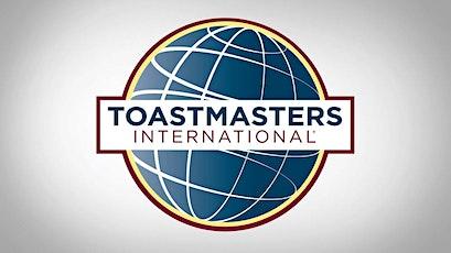 730 Toastmasters tickets