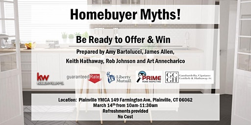 Homebuyers Myths Seminar:  Be Ready to Offer and to WIN!