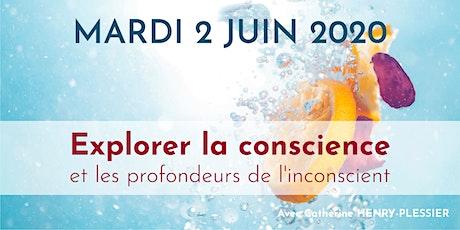 2 juin 2020 - Conférence de Catherine Henry-Plessier // Les états d'expansion de conscience tickets
