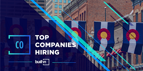 Built In Colorado's Top Companies Hiring  tickets