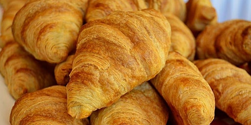 Cooking Class: French Croissants 3 Ways