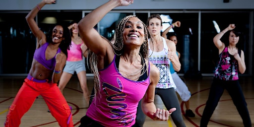 Dance Your Heart Out Zumba®  Party!