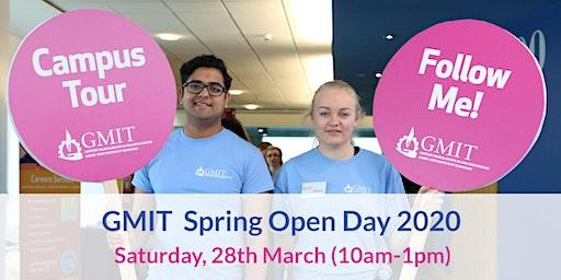 GMIT Spring Open Day 2020