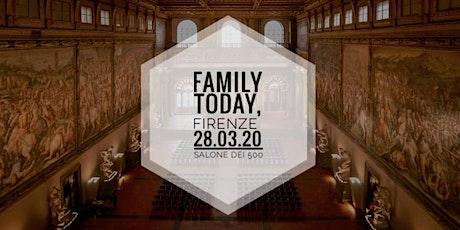 Family ToDay, facciamo il punto sulle famiglie in Italia 2020 biglietti