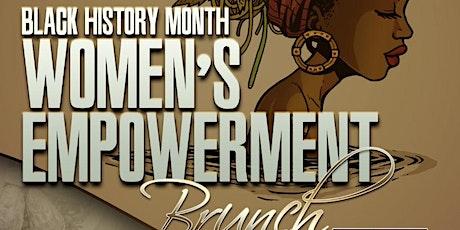 UHD Black Student Association Women's Empowerment Brunch tickets