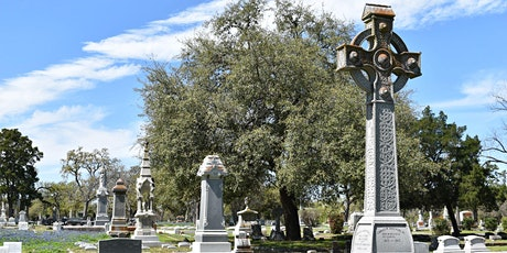 History Tour of Oakwood Cemetery at the Chapel tickets