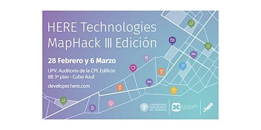 HERE Technologies MapHack III Edición