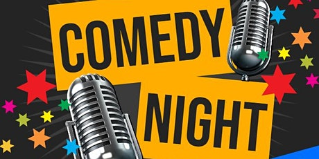 Comedy Night & Silent Auction tickets