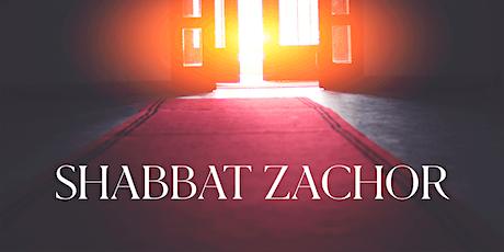 Spiritual Saturday - Shabbat Zachor tickets