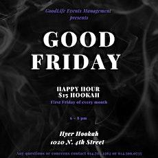 GoodLife Good Friday Happy Hour tickets