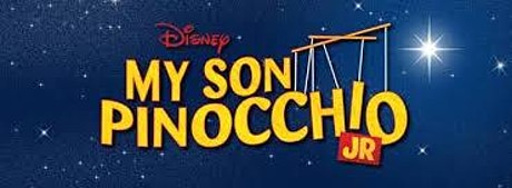 Disney's My Son Pinocchio JR: Geppetto's Musical Tale tickets