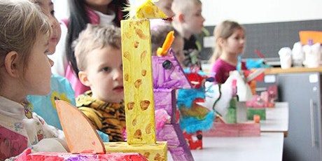 Creative Explorers (Ages 3-7)  Term 2 tickets