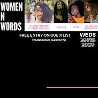 Women n Words
