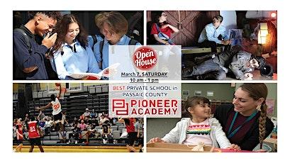 Pioneer Academy PK-12 Open House tickets