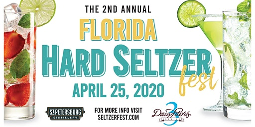 2nd Annual Florida Hard Seltzer Fest!