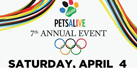 Pets Alive Niagara's 7th Annual Event tickets