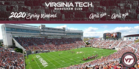 2020 Spring Game Weekend tickets