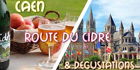 Caen, Beuvron-en-Auge, Route du Cidre & Dégustations DAY TRIP billets