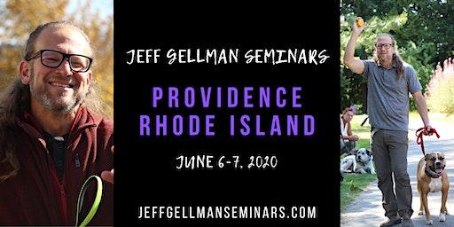 Providence, RI - Jeff Gellman's Dog Training Seminar