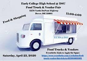 ECHS@DSU Food Truck & Vendor Fair