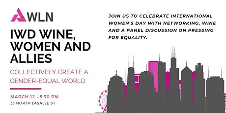 International Women's Day: Wine, Women and Allies tickets