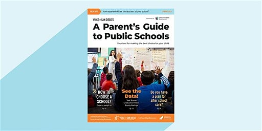 Parent's Guide to Public Schools Information Session: Otay Mesa Library