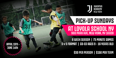 Pick-Up Sundays at Loyola School NYC tickets