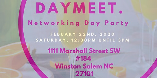 DayMeet. Day Party
