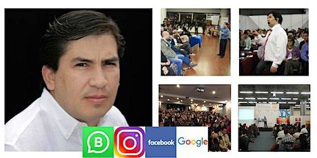 CONFERENCIA GRATIS GOOGLE y REDES SOCIALES Querétaro Febrero 2020 boletos
