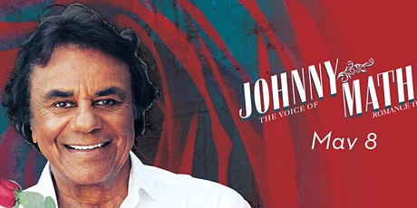 Johnny Mathis: The Voice of Romance Tour tickets