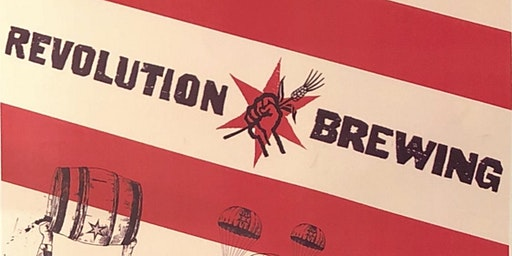 Revolution Brewing Library Collection Tasting