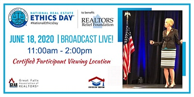 Education Course - National Real Estate Ethics Day Livestream