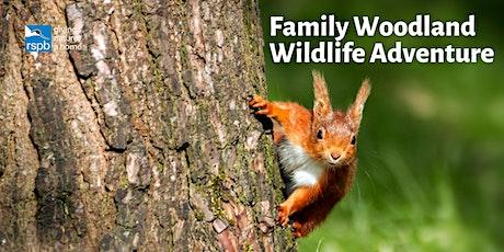 Wild Families: Woodland Wildlife Adventure tickets
