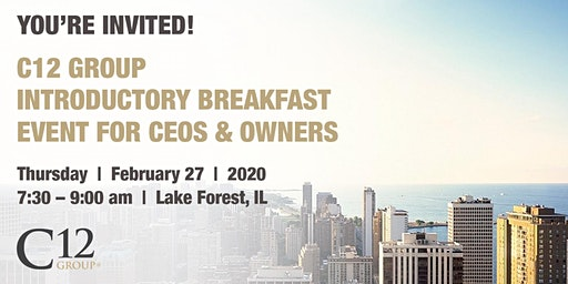 C12 Chicago Executive Briefing