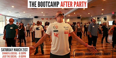 March Bootcamp After Party! tickets