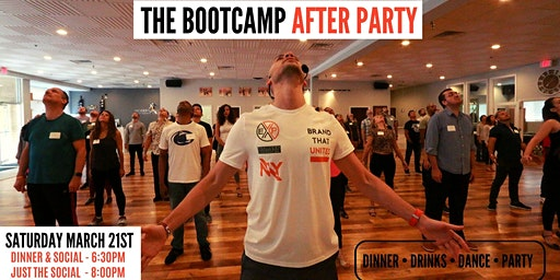 March Bootcamp After Party!