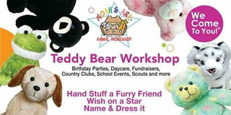 March Break:  Noah's Ark Build an Animal Workshop tickets