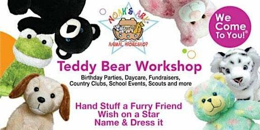 March Break:  Noah's Ark Build an Animal Workshop