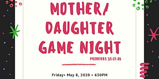 Mother Daughter Gamenight