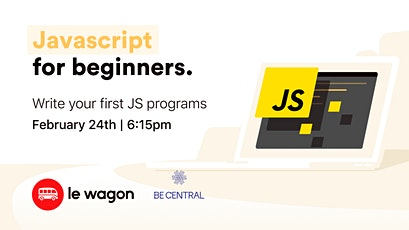 Free workshop: Basics of Javascript  tickets