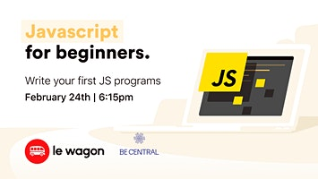Free workshop: Basics of Javascript